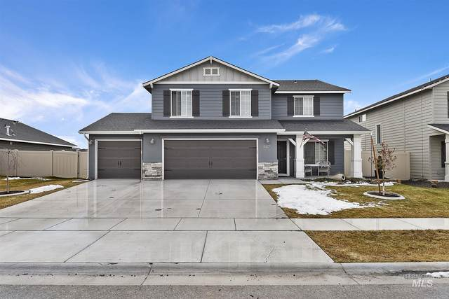 8417 E Rathdrum Dr., Nampa, ID 83687 (MLS #98794657) :: The Bean Team