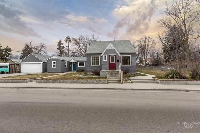 2804 W Rose Hill St., Boise, ID 83705 (MLS #98794658) :: Beasley Realty