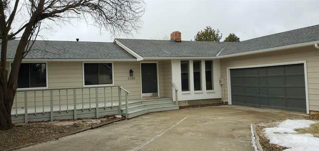 5109 S Cheyenne, Boise, ID 83709 (MLS #98794664) :: Boise Valley Real Estate