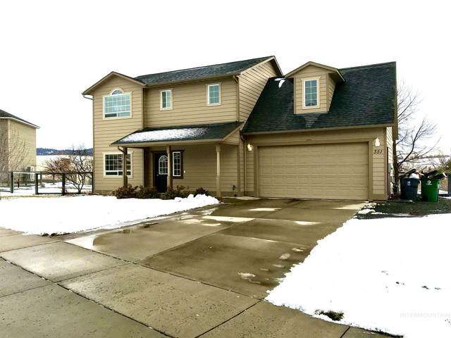 351 Victoria Dr, Moscow, ID 83843 (MLS #98794675) :: Juniper Realty Group