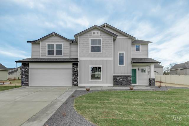 1511 N Rhodamine Pl, Kuna, ID 83634 (MLS #98794679) :: Haith Real Estate Team