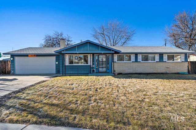 6153 S Grandjean Pl, Boise, ID 83709 (MLS #98794695) :: Hessing Group Real Estate