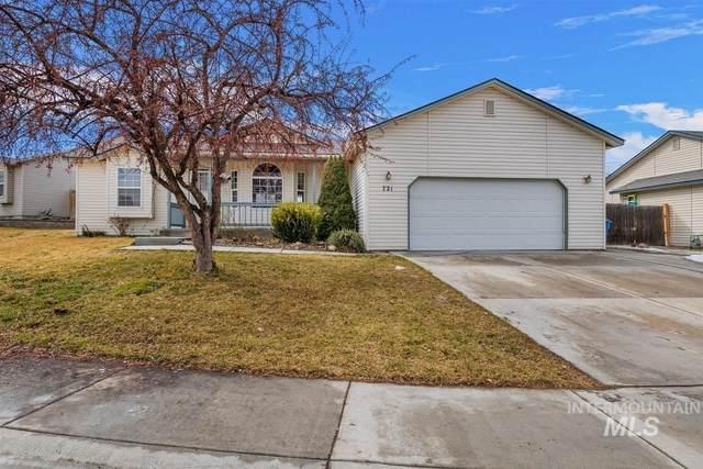 721 E Trail Creek Dr, Nampa, ID 83686 (MLS #98794731) :: Jon Gosche Real Estate, LLC