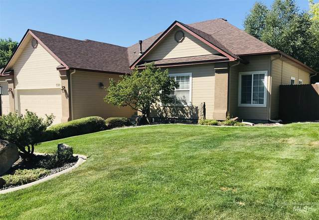 1581 N Eagle Creek Way, Eagle, ID 83616 (MLS #98794732) :: Story Real Estate