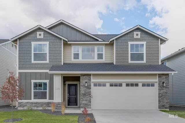 1449 N Thistle Dr, Kuna, ID 83634 (MLS #98794740) :: Haith Real Estate Team