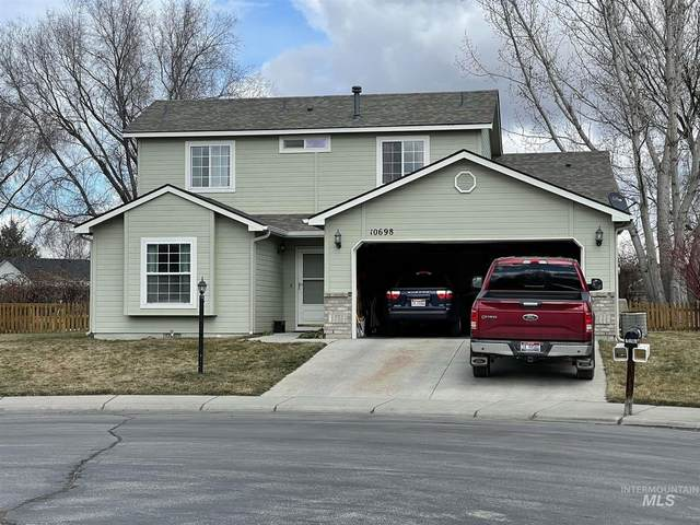 10698 W Merab Ct, Star, ID 83669 (MLS #98794744) :: Hessing Group Real Estate