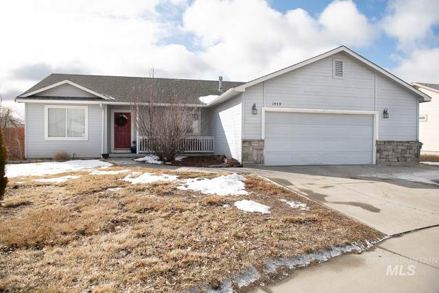 1459 Chelsey Circle, Mountain Home, ID 83647 (MLS #98794762) :: Boise River Realty
