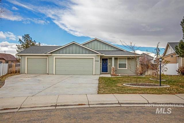 17950 Mountain Springs, Nampa, ID 83687 (MLS #98794776) :: Epic Realty