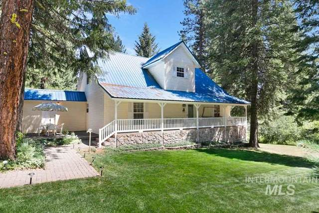 12 Pump House Rd, Garden Valley, ID 83622 (MLS #98794790) :: City of Trees Real Estate