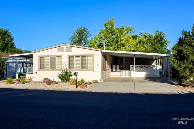 9390 Ustick #65, Boise, ID 83704 (MLS #98794828) :: Michael Ryan Real Estate