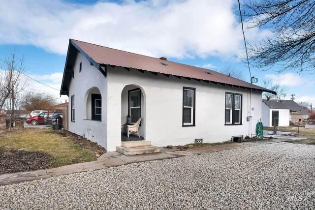 418 N Wardwell, Emmett, ID 83617 (MLS #98794835) :: Build Idaho