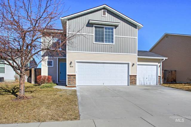 854 E Ensolarado St, Kuna, ID 83634 (MLS #98794873) :: Boise River Realty