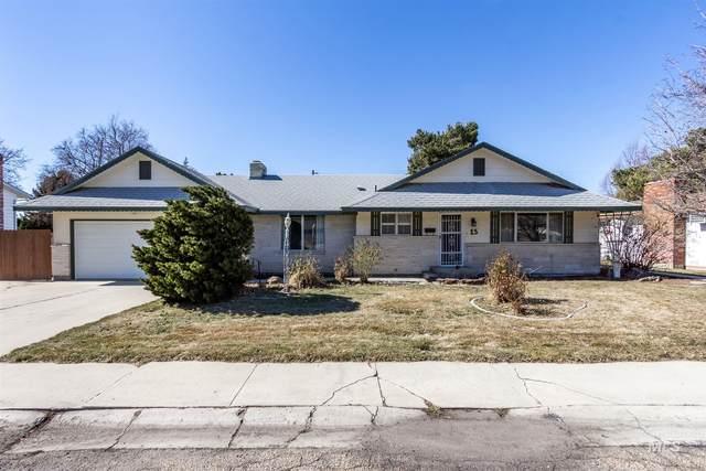 15 S State Street, Nampa, ID 83651 (MLS #98794876) :: Build Idaho