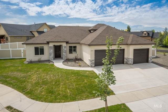 3509 E Alexis Ct, Nampa, ID 83686 (MLS #98794885) :: Boise River Realty