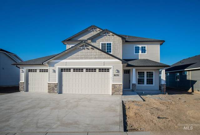 8252 E Stone Valley Street, Nampa, ID 83687 (MLS #98794917) :: Juniper Realty Group