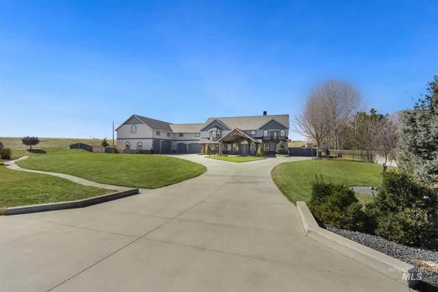 1551 S Luker Rd, Kuna, ID 83634 (MLS #98794925) :: Build Idaho