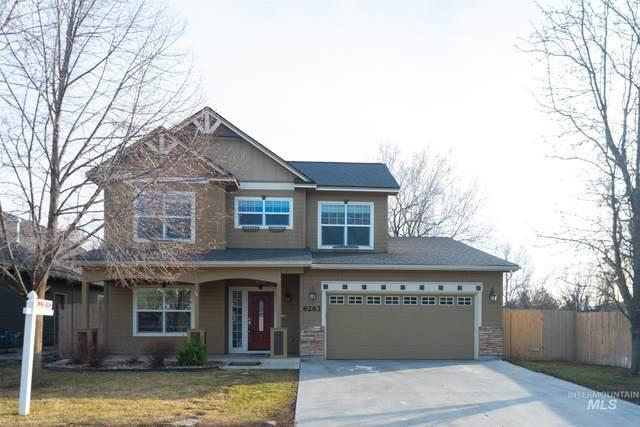 6263 W Geneva St., Boise, ID 83703 (MLS #98794931) :: Build Idaho