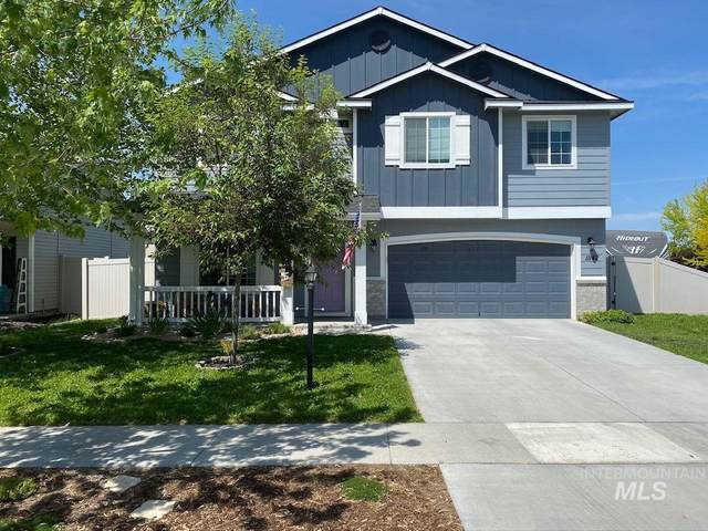 11142 W Bodie River, Nampa, ID 83686 (MLS #98794965) :: Silvercreek Realty Group