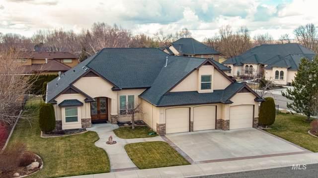 2115 S Chipper Way, Eagle, ID 83616 (MLS #98794968) :: Build Idaho