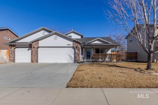 16913 N. Chelford Loop, Nampa, ID 83687 (MLS #98794973) :: The Bean Team