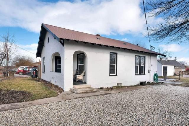 418 N Wardwell, Emmett, ID 83617 (MLS #98794976) :: Build Idaho