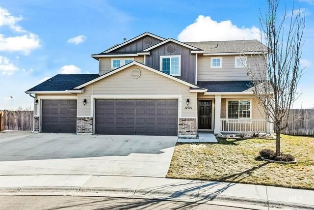 12715 Slatestone Way, Nampa, ID 83651 (MLS #98794984) :: Boise River Realty
