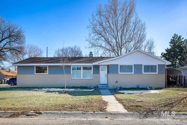 3515 W Pasadena, Boise, ID 83705 (MLS #98794991) :: Beasley Realty