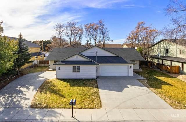 2245-2247 S Amy Ave, Boise, ID 83706 (MLS #98795002) :: Build Idaho