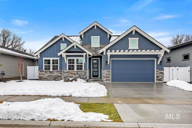 9437 W Suttle Lake Dr, Boise, ID 83714 (MLS #98795024) :: The Bean Team