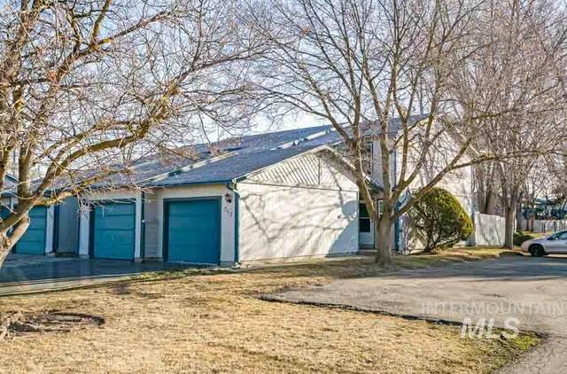 352 N Liberty St, Boise, ID 83704 (MLS #98795027) :: Build Idaho