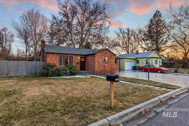 2209 W Sunset Ave, Boise, ID 83702 (MLS #98795050) :: Build Idaho