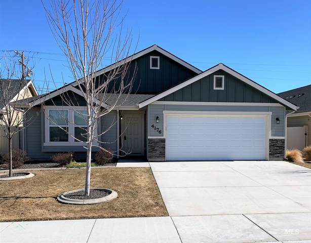 4176 N Alester, Meridian, ID 83646 (MLS #98795071) :: Build Idaho