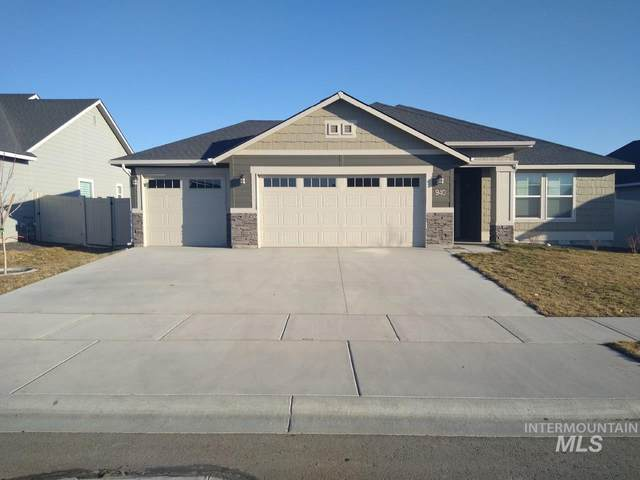 940 E Ionia Dr, Meridian, ID 83642 (MLS #98795081) :: Boise River Realty