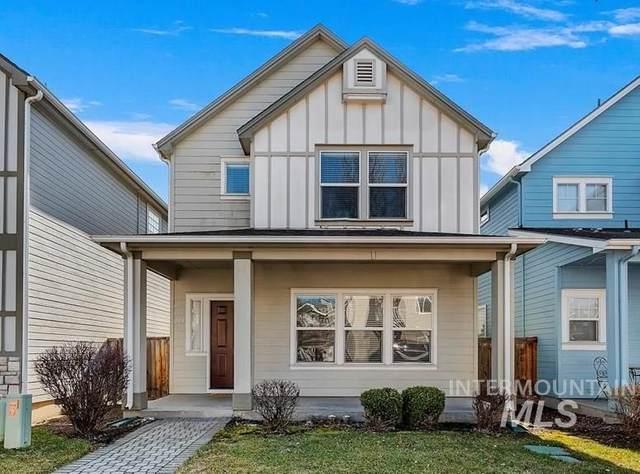 349 W Hale, Boise, ID 83706 (MLS #98795085) :: Build Idaho