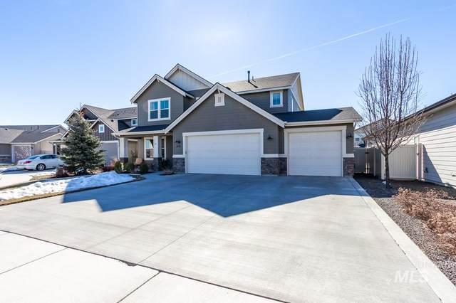 613 E Raison, Kuna, ID 83634 (MLS #98795095) :: Michael Ryan Real Estate
