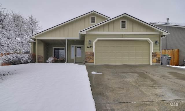 7244 W Devonwood Drive, Boise, ID 83714 (MLS #98795099) :: Juniper Realty Group
