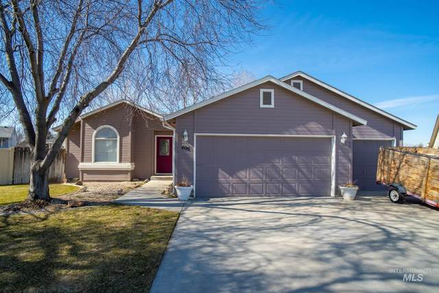 406 Madrone Circle, Nampa, ID 83686 (MLS #98795117) :: Minegar Gamble Premier Real Estate Services