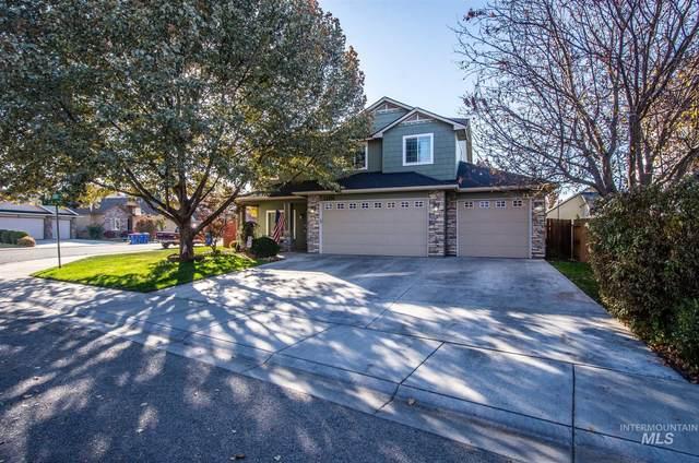 12291 W Tevoit St, Boise, ID 83709 (MLS #98795120) :: Beasley Realty