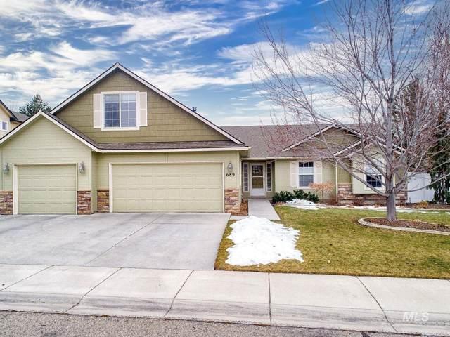 689 W Calderwood St., Meridian, ID 83642 (MLS #98795134) :: Boise River Realty