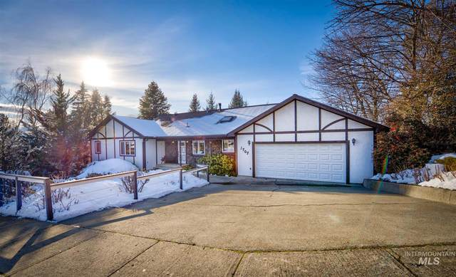 1707 Borah, Moscow, ID 83843 (MLS #98795141) :: Boise River Realty