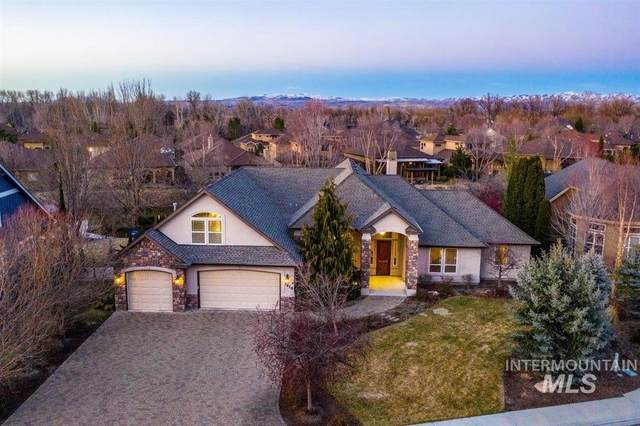 1618 W Whiff Drive, Eagle, ID 83616 (MLS #98795157) :: Build Idaho