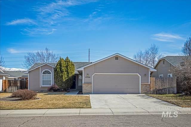 4364 S Danridge Ave, Boise, ID 83716 (MLS #98795162) :: Build Idaho