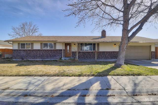10862 W Marlinwood Dr, Boise, ID 83713 (MLS #98795182) :: The Bean Team