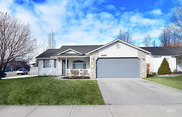 6454 E Winslow Dr, Nampa, ID 83687 (MLS #98795191) :: Juniper Realty Group