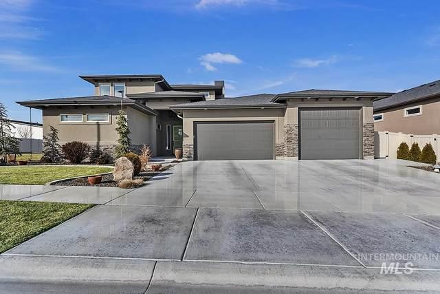 490 W Tall Prairie Dr., Meridian, ID 83642 (MLS #98795193) :: Boise River Realty