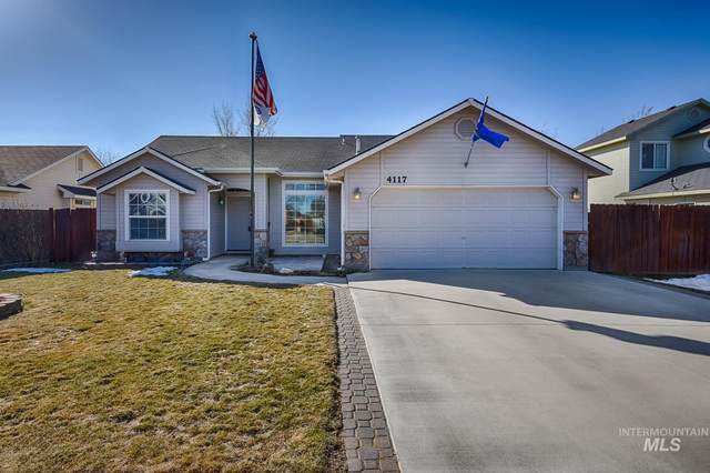 4117 E Roan Meadow Court, Nampa, ID 83687 (MLS #98795200) :: Boise River Realty