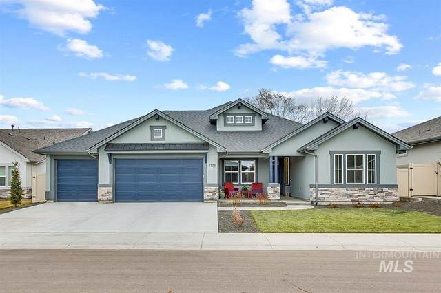 1723 S Kimball Way, Boise, ID 83709 (MLS #98795211) :: Silvercreek Realty Group