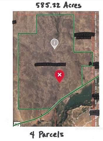 TBD Hwy 95, Cambridge, ID 83610 (MLS #98795217) :: Michael Ryan Real Estate
