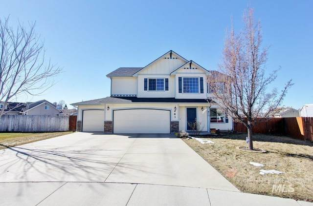 483 E Wild Jasmine, Kuna, ID 83634 (MLS #98795225) :: Michael Ryan Real Estate