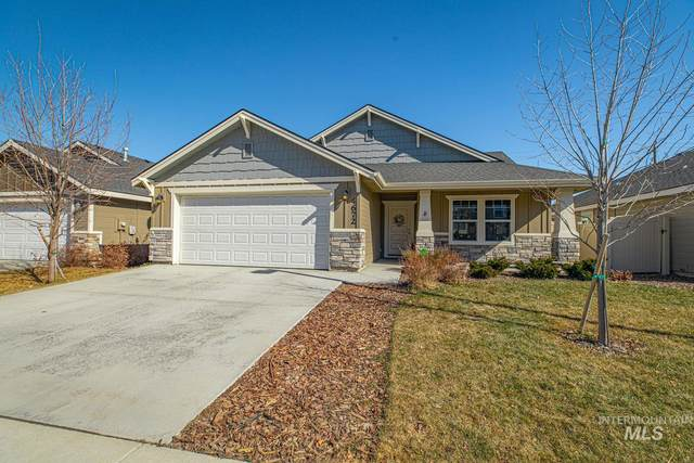 4672 N Alester Ave, Meridian, ID 83646 (MLS #98795231) :: Team One Group Real Estate